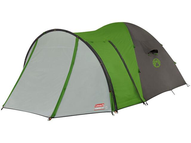 Coleman Cortes 5 Plus - Tente - gris/vert